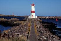 Pierre harbor lighthouse von Danita Delimont