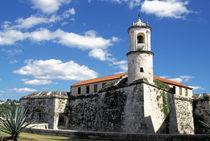 Castillo de la Real Fuerza von Danita Delimont