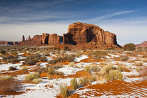 Monument Valley in the snow von Danita Delimont