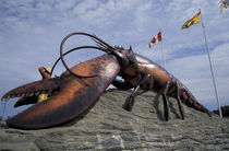 World's largest lobster (11x5 meters); Oh! Canada by Danita Delimont