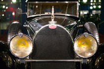 Mulhouse: Musee National de l'Automobile: Collection SchlumpfBugatti Grille by Danita Delimont