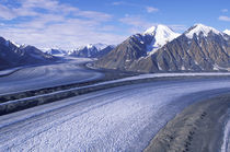 Kasakawulsh Glacier and Saint Elias Mountains by Danita Delimont