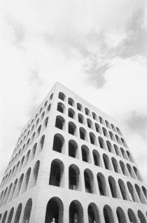 EUR Palazzo del Lavoro von Danita Delimont