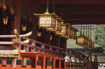Inari Grand Shrine von Danita Delimont