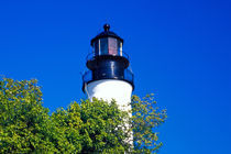 Key West Lighthouse by Danita Delimont