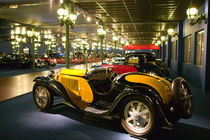 Mulhouse: Musee National de l'Automobile: Collection SchlumpfDisplay of Bugatti Cars von Danita Delimont