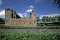 Muiden Muiden Castle by Danita Delimont