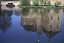Vorden Vorden Castle reflection by Danita Delimont