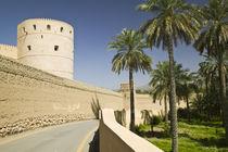 Rustaq Fort / Exterior von Danita Delimont