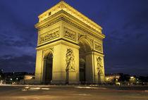 Arc de Triomphe von Danita Delimont
