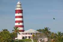 Hope Town: Elbow Cay Lighthouse / Morning von Danita Delimont
