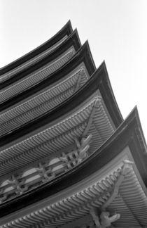 Temple detail von Danita Delimont