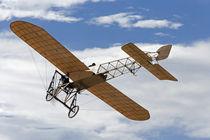 Vintage Bleriot XI Aircraft ( 1909 ) von Danita Delimont