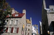 Lower Town (Basse Ville) von Danita Delimont