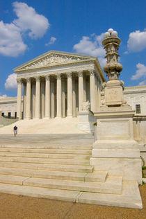 Supreme Court Building by Danita Delimont