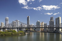And Brisbane CBD von Danita Delimont