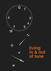 living in & out of tune by Christina Kouli