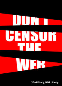 Don't censor the Web by Christina Kouli