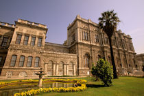 Dolmabahce Palace by Danita Delimont