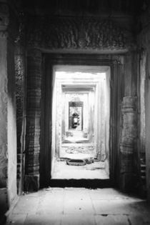 Doorways Preah Khan by Danita Delimont