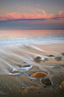 The Bay of Banderas near the Malecon at dawn by Danita Delimont