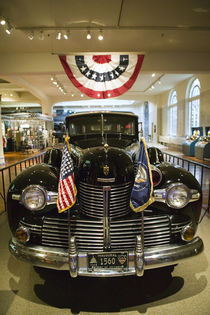 Truman Presidential Car by Danita Delimont
