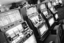 Las Vegas: Casino Slot Machines / Interior von Danita Delimont