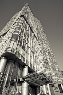 Fortune Plaza Office Tower along Dongsanhuan Zhonglu / morning by Danita Delimont