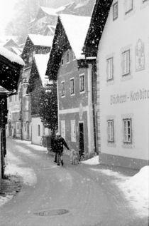 Snowy street von Danita Delimont