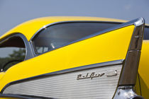 Detail of 1957 Chevrolet Bel Air car by Danita Delimont