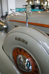 1930's Auburn Car Detail by Danita Delimont