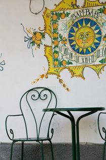 Bar Cafe Detail von Danita Delimont