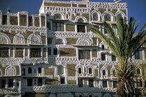 Yemeni house von Danita Delimont