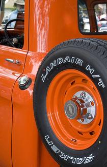 Classic pickup by Danita Delimont