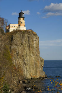 Split Rock Lighthouse on Lake Superior by Danita Delimont