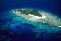 Fiji - aerial by Danita Delimont