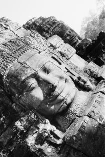 Head The Bayon von Danita Delimont