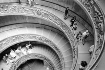 Vatican Staircase by Danita Delimont