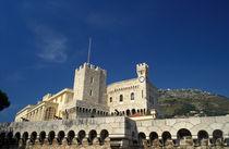 Prince's Palace von Danita Delimont