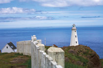 The Eastern most point of North America by Danita Delimont