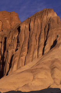 Rock Formation in Golden Canyon von Danita Delimont