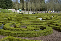 National Museum Paleis Het Loo (aka Het Loo Palace) Lower gardens von Danita Delimont