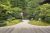 Sennyuji Temple Garden by Danita Delimont