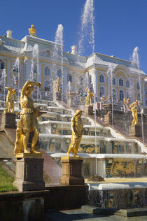 Peterhof Palace by Danita Delimont
