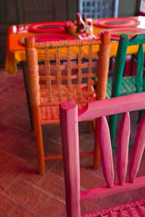 Old Mazatlan- Cafe Detail (Te Amo Lucy /I Love Lucy Cafe) by Danita Delimont