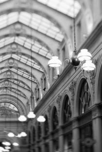 Historic shopping arcade von Danita Delimont
