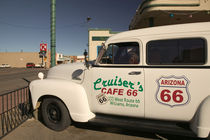 Williams: Cruisers Cafe 66 Old Truck by Danita Delimont
