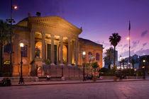Teatro Massimo Opera House by Danita Delimont