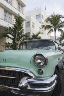 1956 Buick Convertible by Danita Delimont
