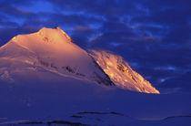 Antarctica: Sunlit Mountains by Danita Delimont